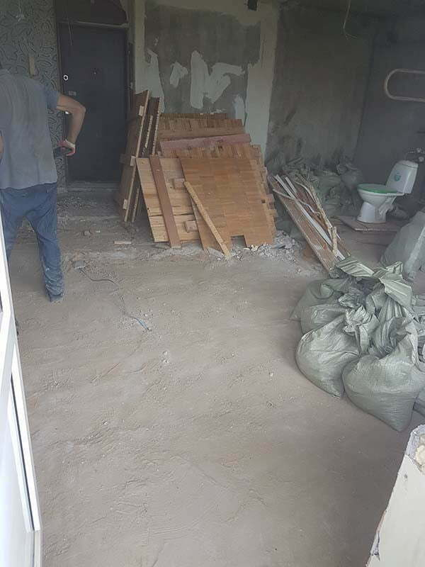 CHastichnyj demontazh v kvartire narofominskaya16