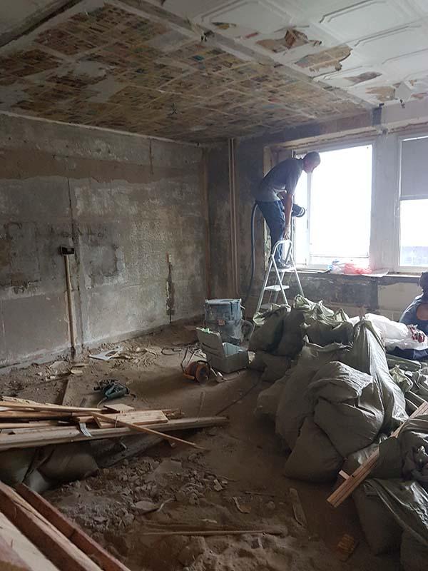 CHastichnyj demontazh v kvartire narofominskaya17