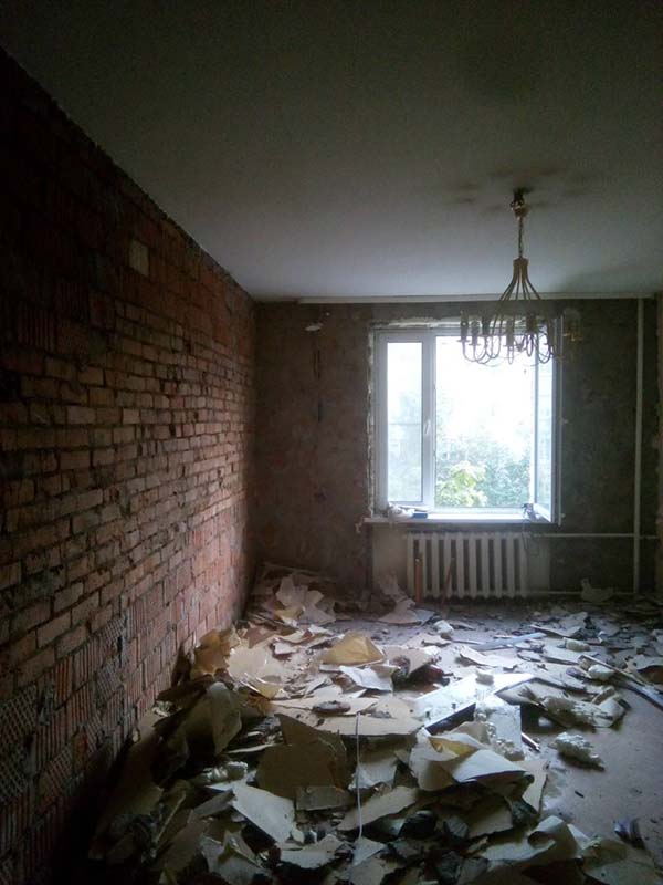 Razborka kvartiry Leninskij21