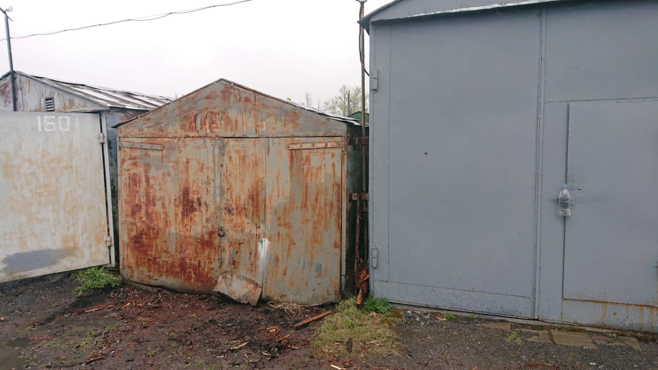 demontazh garazha lyubercy