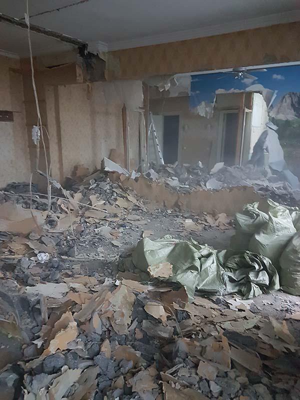 demontazh v kvartire pervomajskaya16