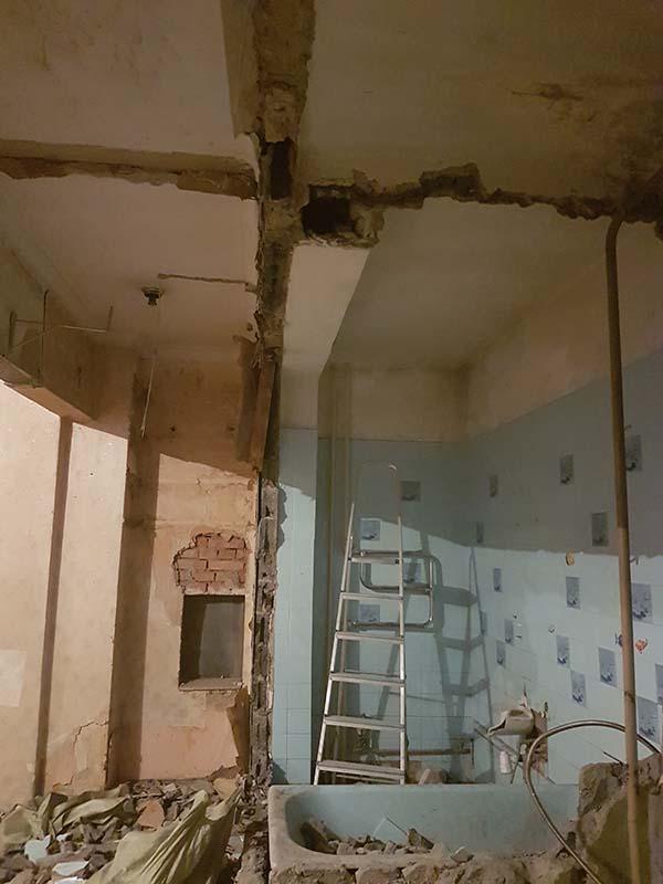 demontazh v kvartire pervomajskaya24
