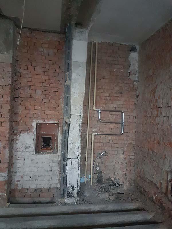 demontazh v kvartire pervomajskaya27