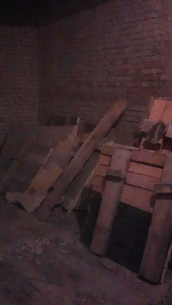 demontazh v kvartire pervomajskaya34
