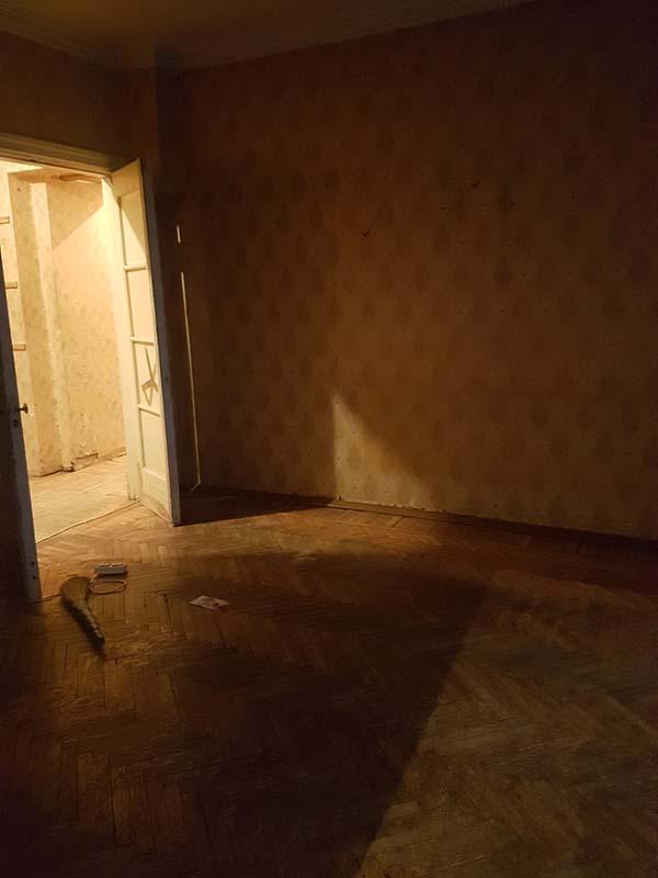 demontazh v kvartire pervomajskaya4
